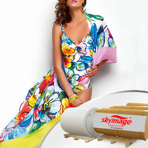 Jumbo Roll Size Sublimation Paper